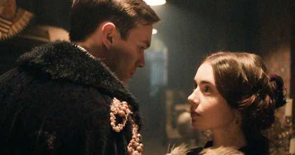 Tolkien Movie - Nicholas Hoult, Lily Collins