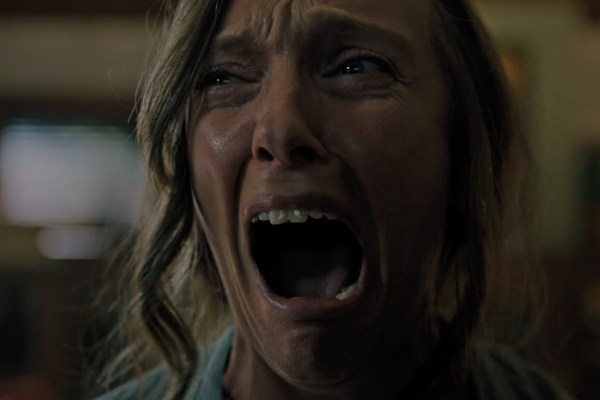Toni Collette in the movie Hereditary