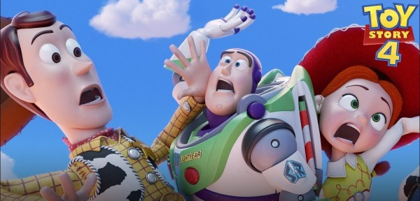 Toy Story 4 Movie 2019