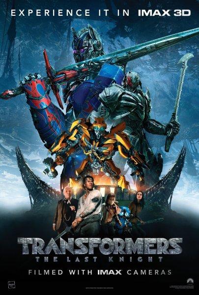 Transformers 5 IMAX
