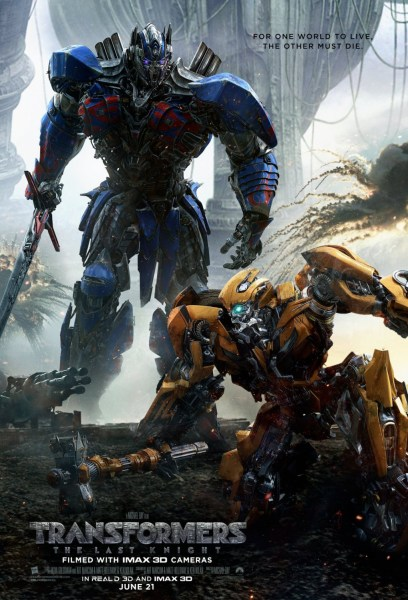 Transformers 5 - Optimus Prime Vs Bumblebee
