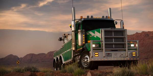 Transformers 5 The Last Knight - Onslaught - Alt Mode - Western Star truck