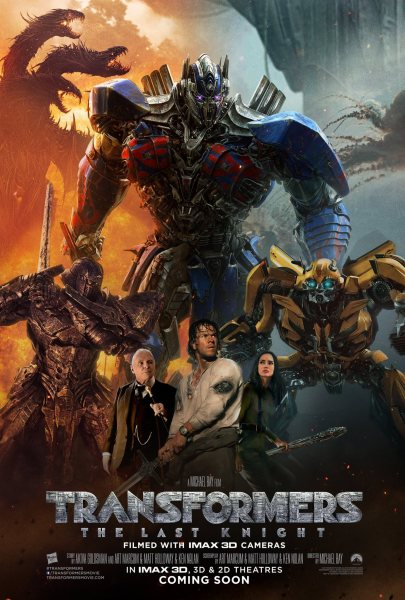 Transformers 5 New Poster