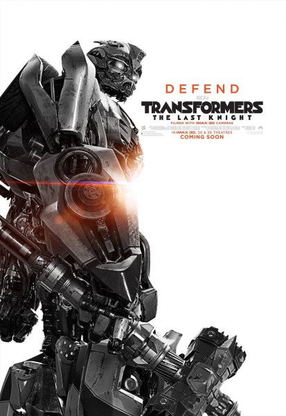 Transformers The Last Knight - Defend
