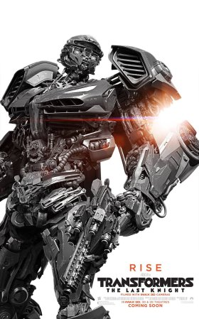 Transformers The Last Knight - Rise