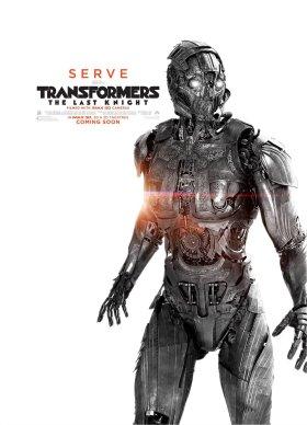 Transformers The Last Knight - Serve