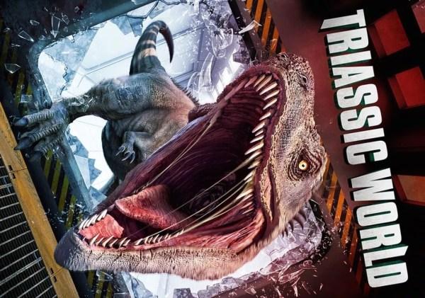 Triassic World Movie