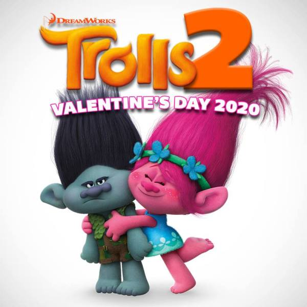 Trolls 2 by Dreamworks