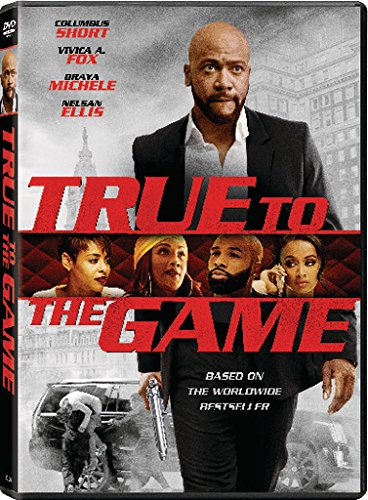 True To The Game DVD Cover