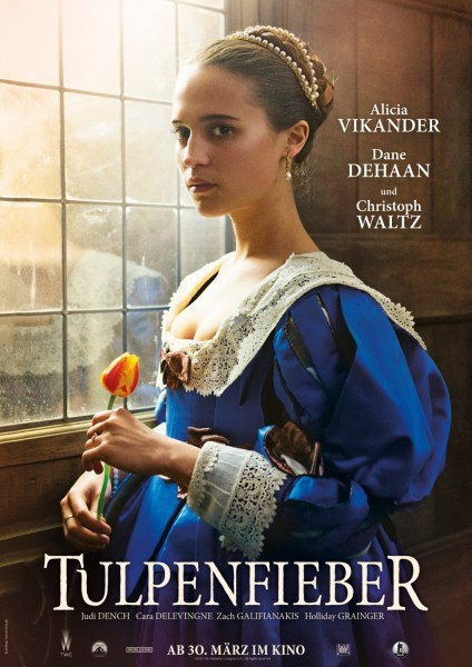 Tulip Fever New Poster