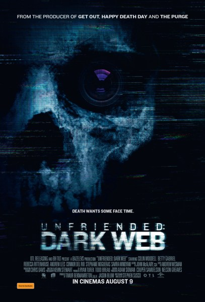 Unfriended 2 Dark Web Movie Poster