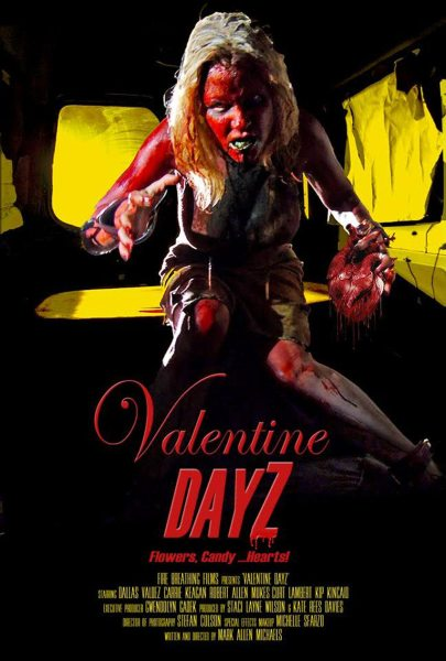 Valentine Dayz Movie Poster