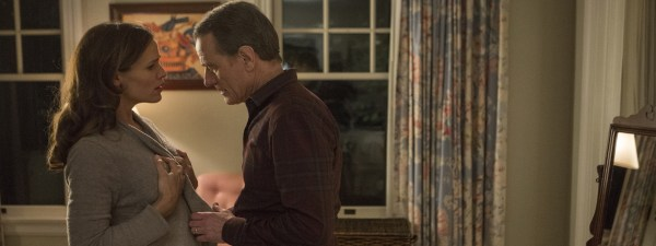 Wakefield Movie - Bryan Cranston and Jennifer Garner