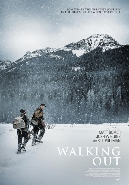 Walking Out Teaser Poster