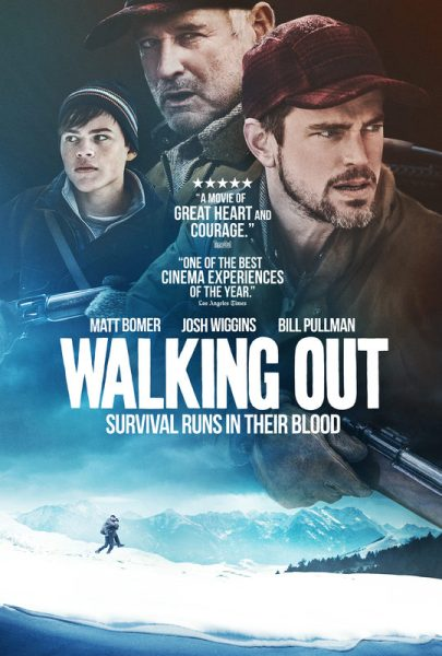 Walking Out New Poster
