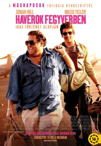 War Dogs Hungarish Poster
