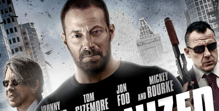 Trailer and Poster of Weaponized starring Johnny Messner ...
