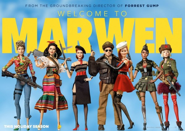 Welcome To Marwen Banner