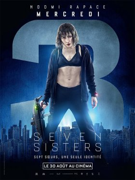 What Happened to monday - Seven Sisters - Wednesday