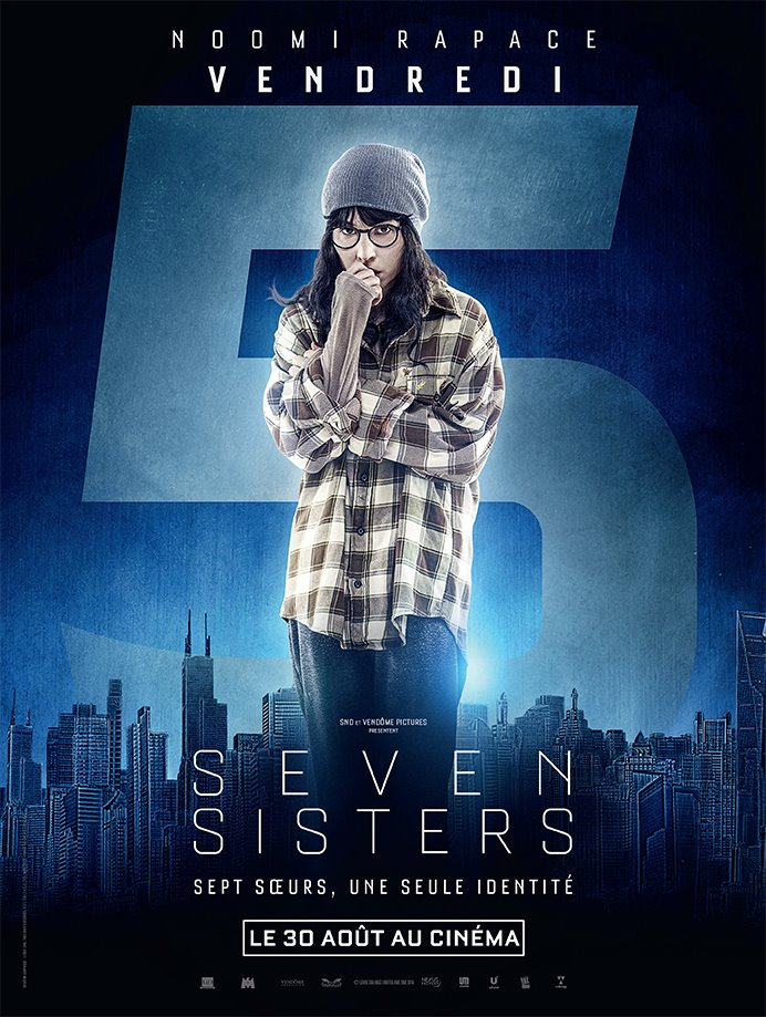 What Happened To Monday Seven Sisters Ssl Glenn Close