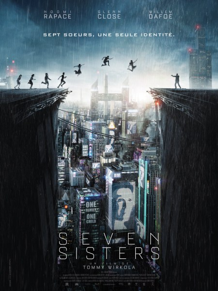 What Happened To Monday - Seven Sisters Movie Poster