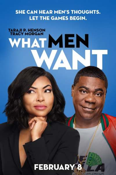 What Men Want US Poster
