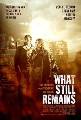 What Still Remains Movie Poster 2018