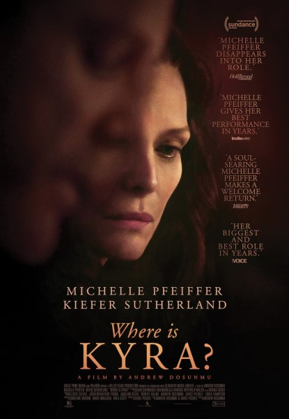 Where Is Kyra Movie Poster