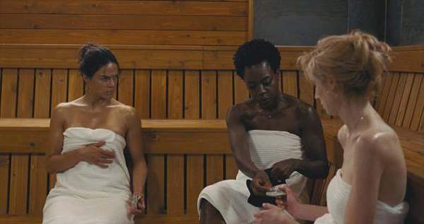 Widows Movie 2018