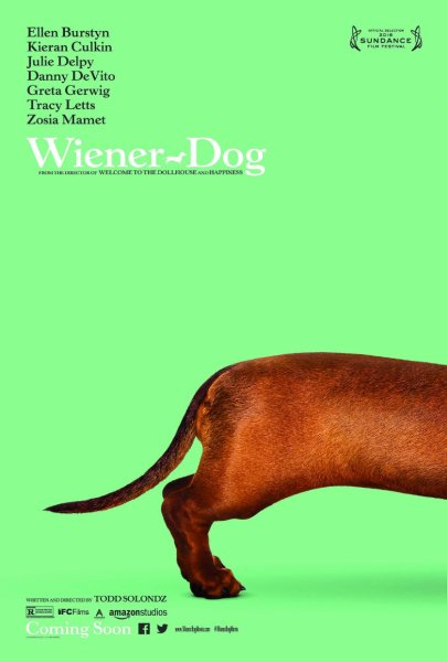 Wiener Dog movie poster
