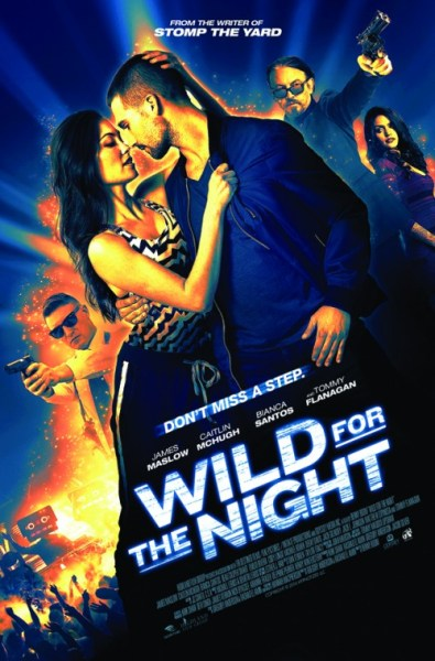 Wild for the Night Middle East Poster