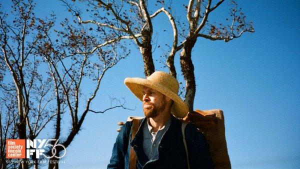 Willem Dafoe - At Eternity's Gate Movie
