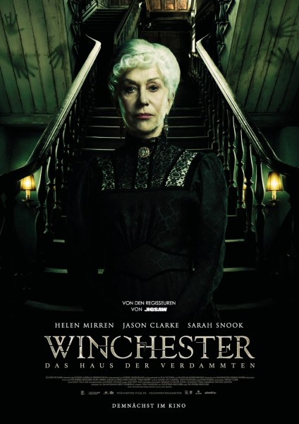 Winchester German Poster