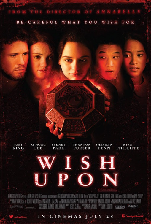 Wish Upon - Wikipedia