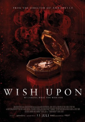 Wish Upon Dutch Poster