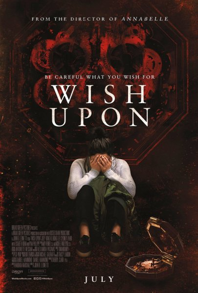 Wish Upon New Poster