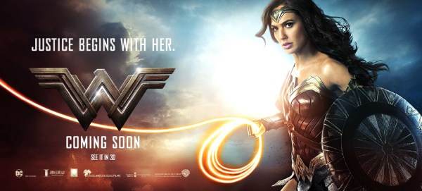 Wonder Woman Lasso Banner