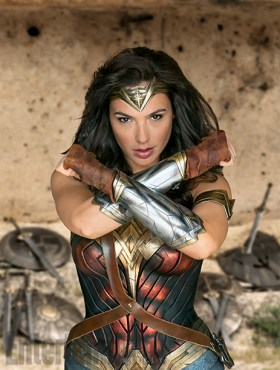 Wonder Woman movie starring Gal Gadot