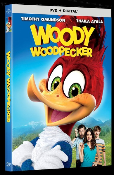 Woody Woodpecker DVD Cover