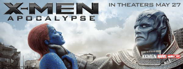X-Men Apocalypse - Beast mode