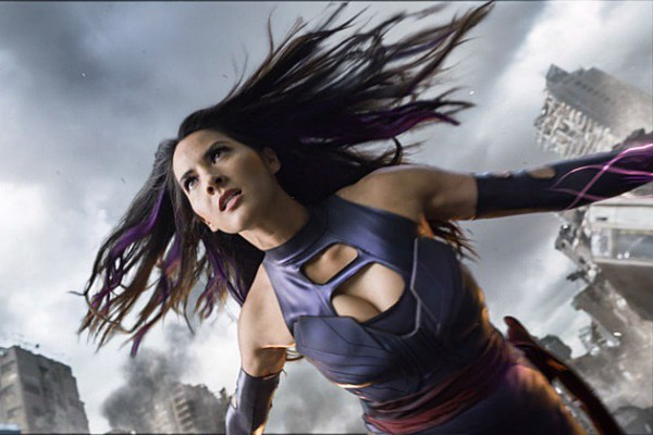 X-Men Apocalypse - Psylocke - Superbowl trailer