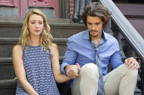 Yael Grobglas And Brenton Thwaites In An Interview With God