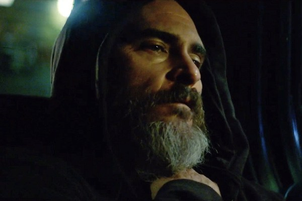 You Were Never Really Here Joaquin Phoenix