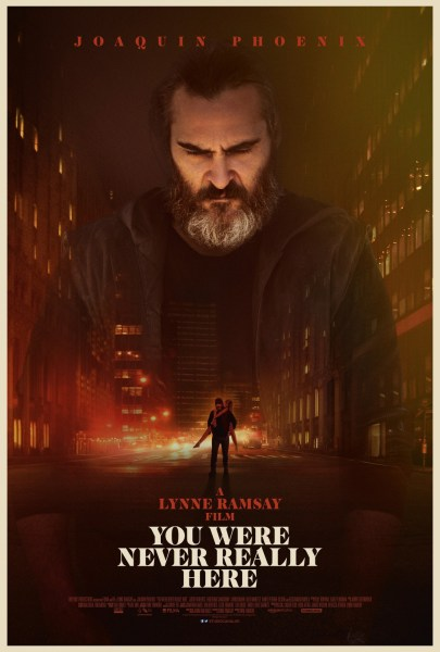 You Were Never Really Here New UK Poster