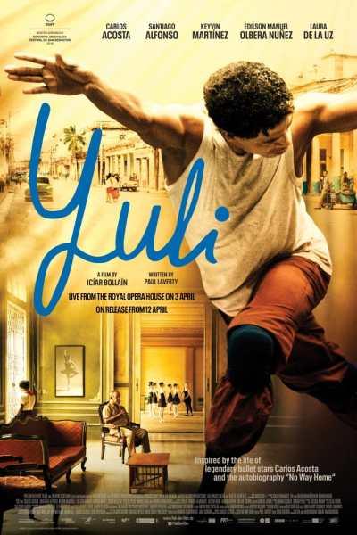 Yuli UK Poster