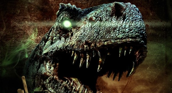 Z Rex The Jurassic Dead Movie