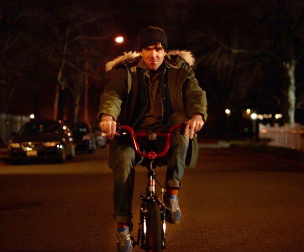 Zachary Quinto - Aardvark The Film