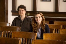 Zoey Deutch In The Professor