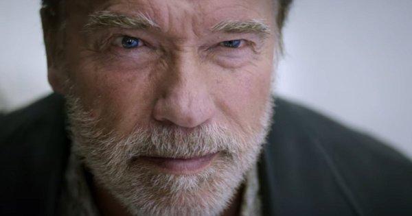 Aftermath movie starring Arnold Schwarzenegger