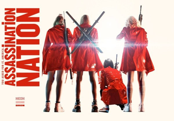 Assassination Nation Movie 2018